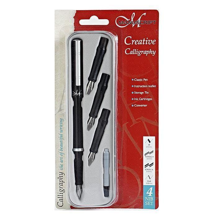 Manuscript MC1105 Creative Calligraphy Set