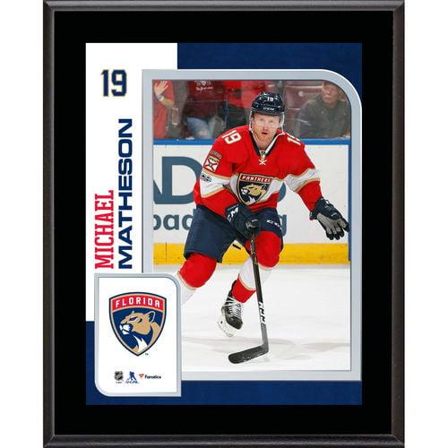 "Michael Matheson Florida Panthers 10.5"" x 13"" Sublimated Player Plaque - No Size"