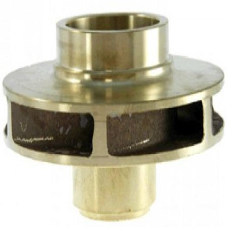 Pentair C105-224DF Silicon and Brass Impeller Assembly Replacement, CC/C Series 3 HP Centrifugal Pool/Spa Commercial Pump