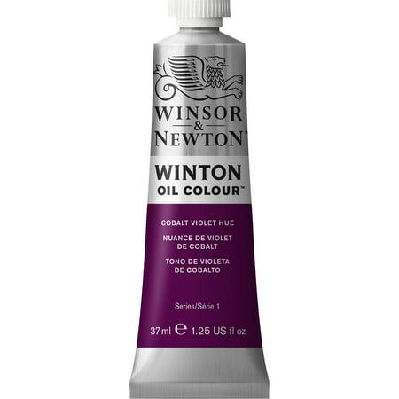 Winsor & Newton Winton Oil Colour Tube, 37ml, Cobalt Violet Hue