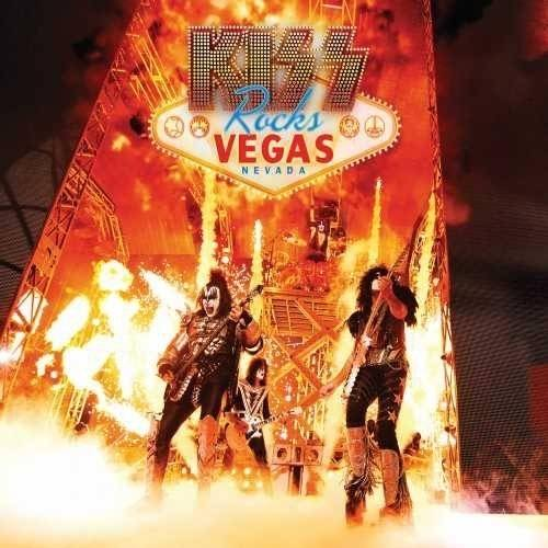 Kiss Rocks Vegas (CD/DVD)