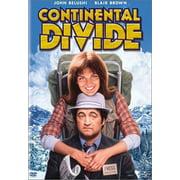 Continental Divide (DVD)