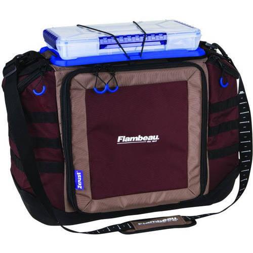 Flambeau Outdoors Portabe Alpha Large Duffle Softside Bag by Flambeau Inc
