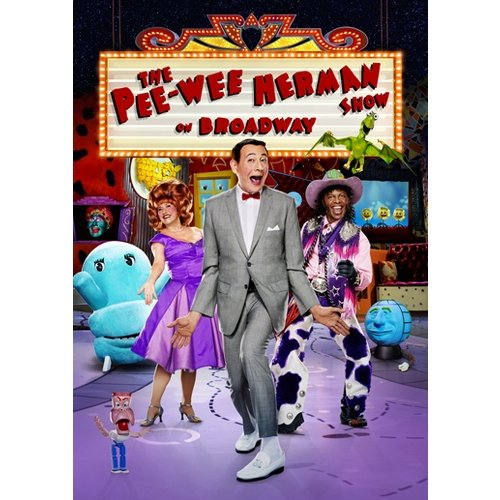 The Pee-Wee Herman Show On Broadway (Widescreen)
