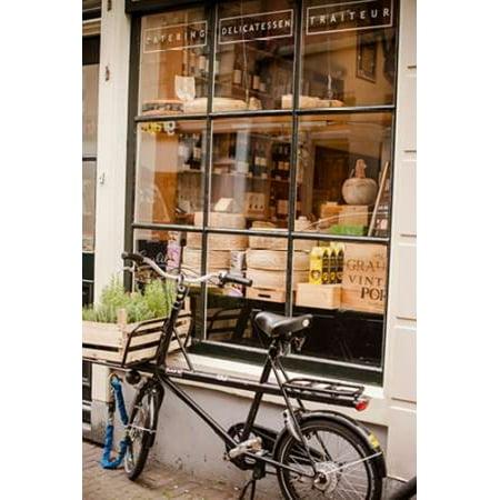 Amsterdam Delicatessen I Canvas Art   Erin Berzel  12 X 18