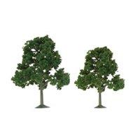 "JTT Scenery Products - Super Scenic Tree, Deciduous 3.5-4"" (4)"