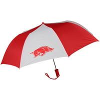 "Arkansas Razorbacks Deluxe 42"" Folding Umbrella - No Size"