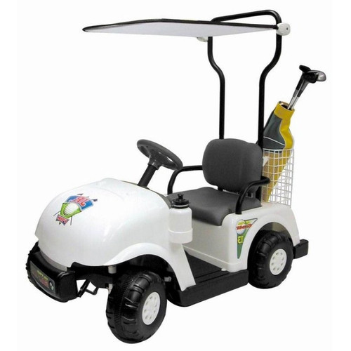 Kid Motorz NPL Golf Cart 6-Volt Battery-Powered Ride-On