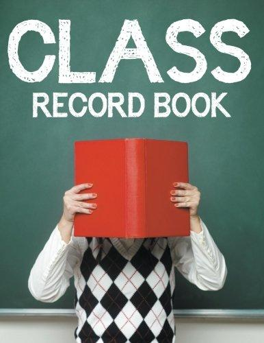 Class Record Book by