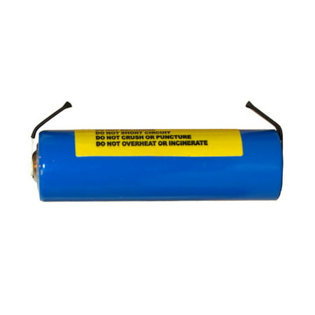3.6 Volt AA 2700 mAh Primary Lithium Battery with Tabs (ER14505) - image 1 of 1