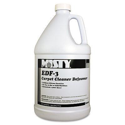 Misty EDF-3 Carpet Cleaner Defoamer 1 gal. Bottle R8274