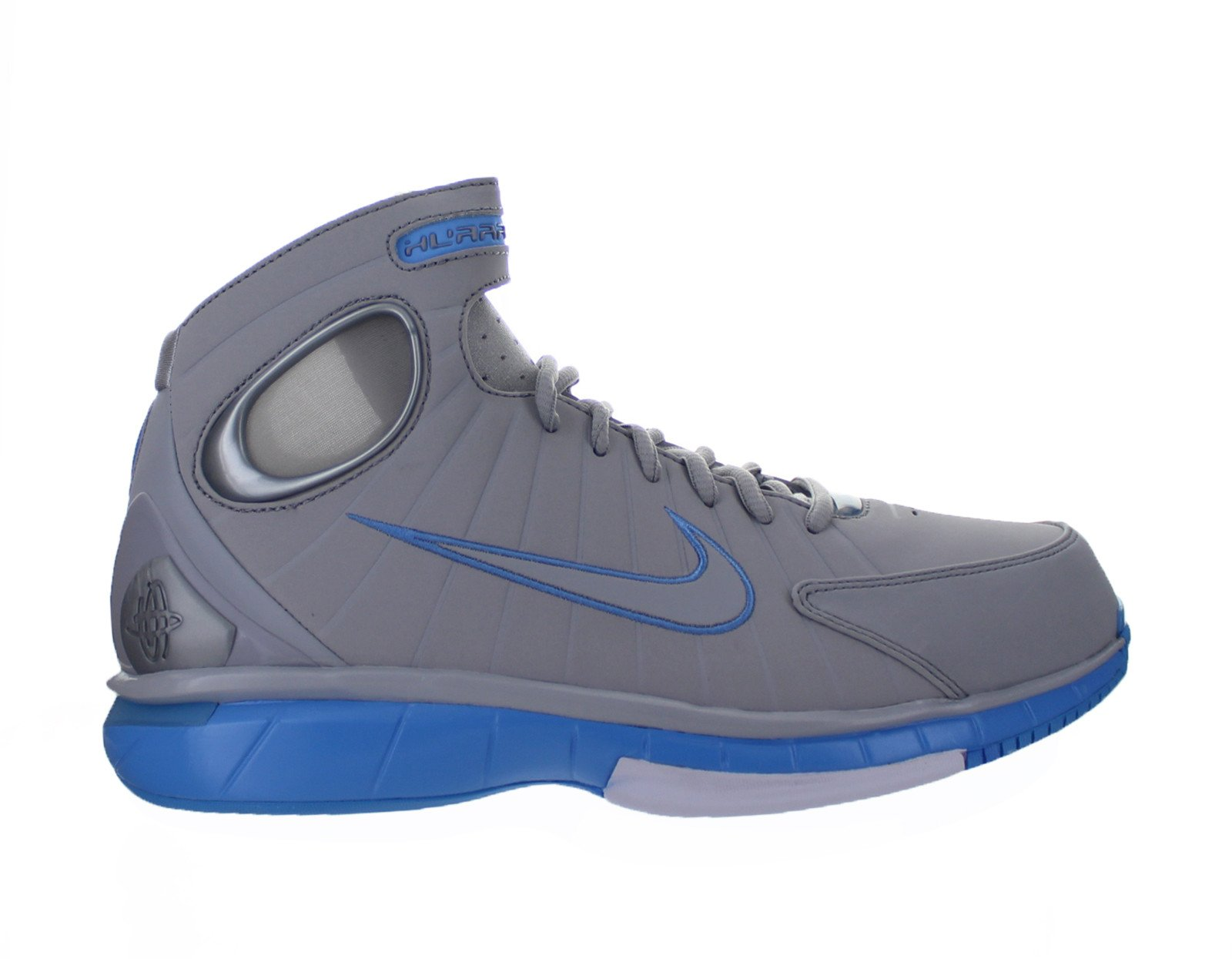 Mens Nike Air Zoom Huarache 2K4 Kobe MPLS Wolf Grey University Blue Wh