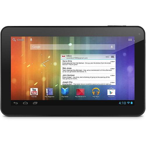 "Ematic Genesis Prime XL 10"" Tablet 4GB Refurbished"
