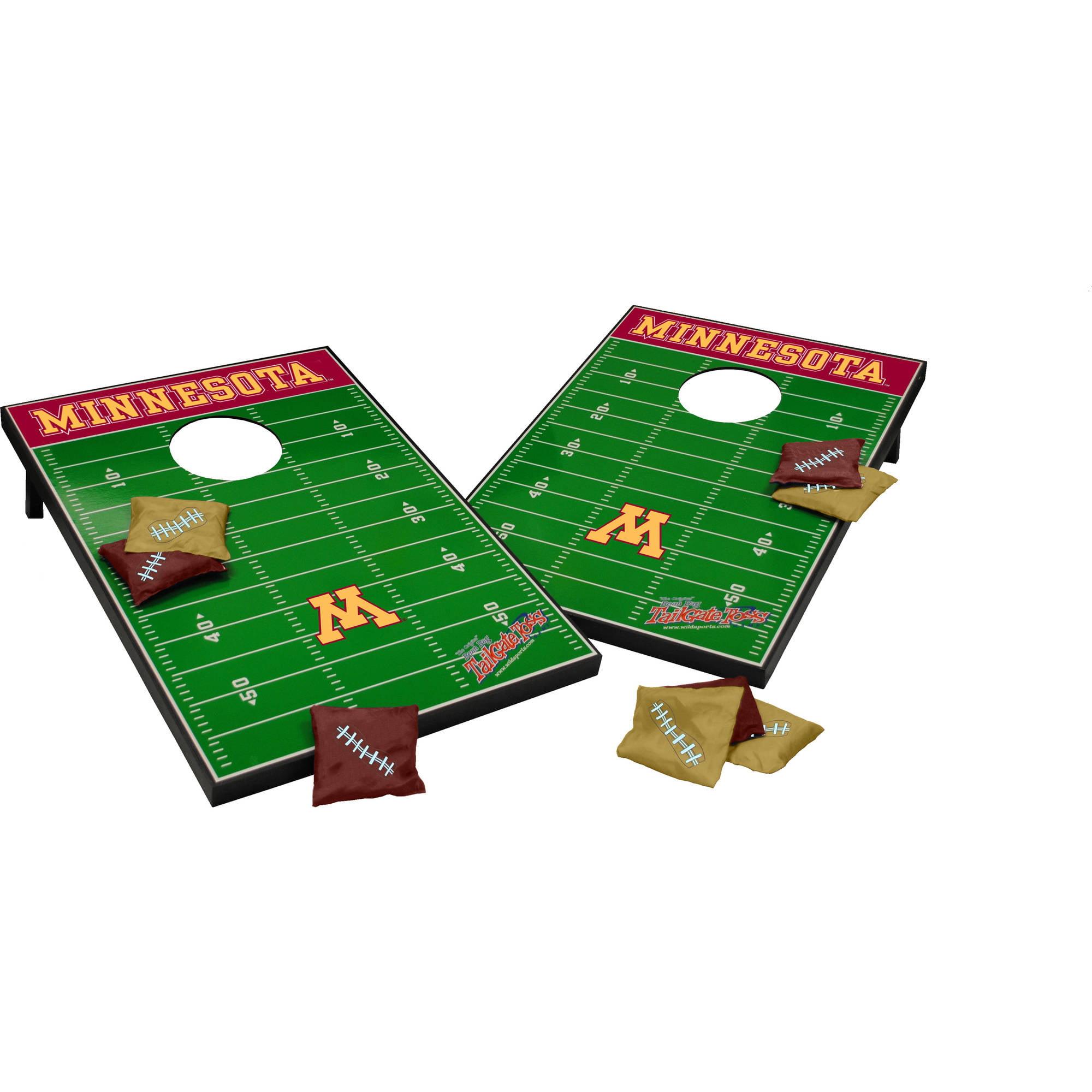 Wild Sports Collegiate Minnesota Golden Gophers 2x3 Field Tailgate Toss by Wild Sports