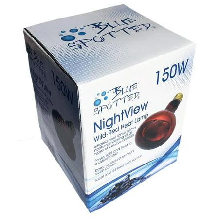 NightView Wild-Red 150 Watt Infrared Heat Lamp