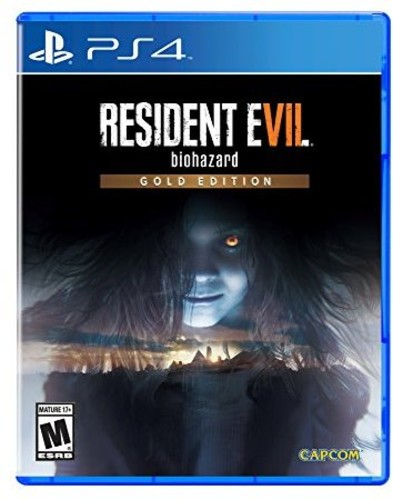 Resident Evil 7: Biohazard Gold Edition for PlayStation 4 by Capcom
