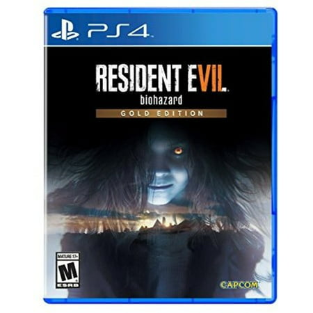 Resident Evil 7  Biohazard   Gold Edition For Playstation 4