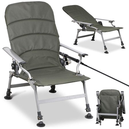Yaheetech Fishing Chair Ultimate Outdoor Adjustable