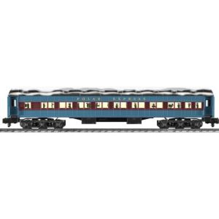 American Flyer 6-49972 S Scale Polar Express Abandoned Toy Car with Gold