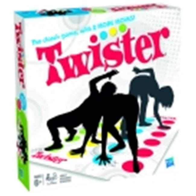 Milton Bradley Hasbro Twister Game by Milton Bradley