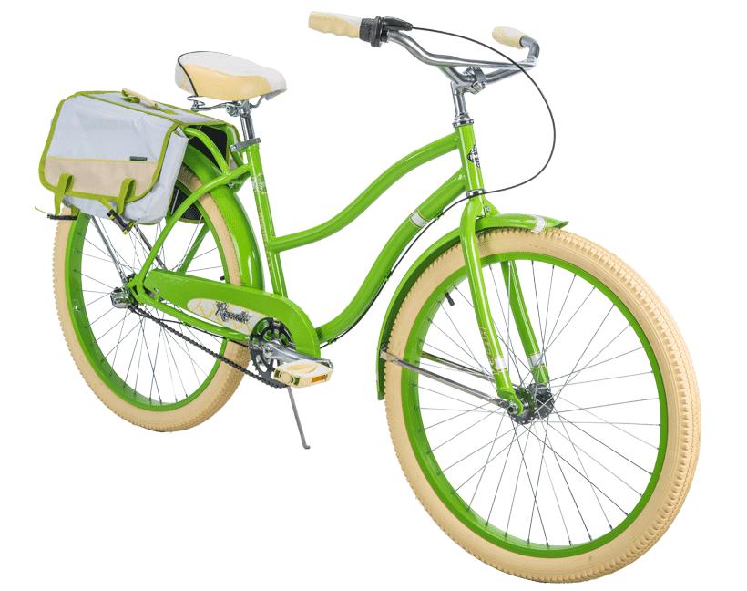 "Huffy 26"" Women's Regatta 3-Speed Cruiser Bike with Perfect Fit Frame"