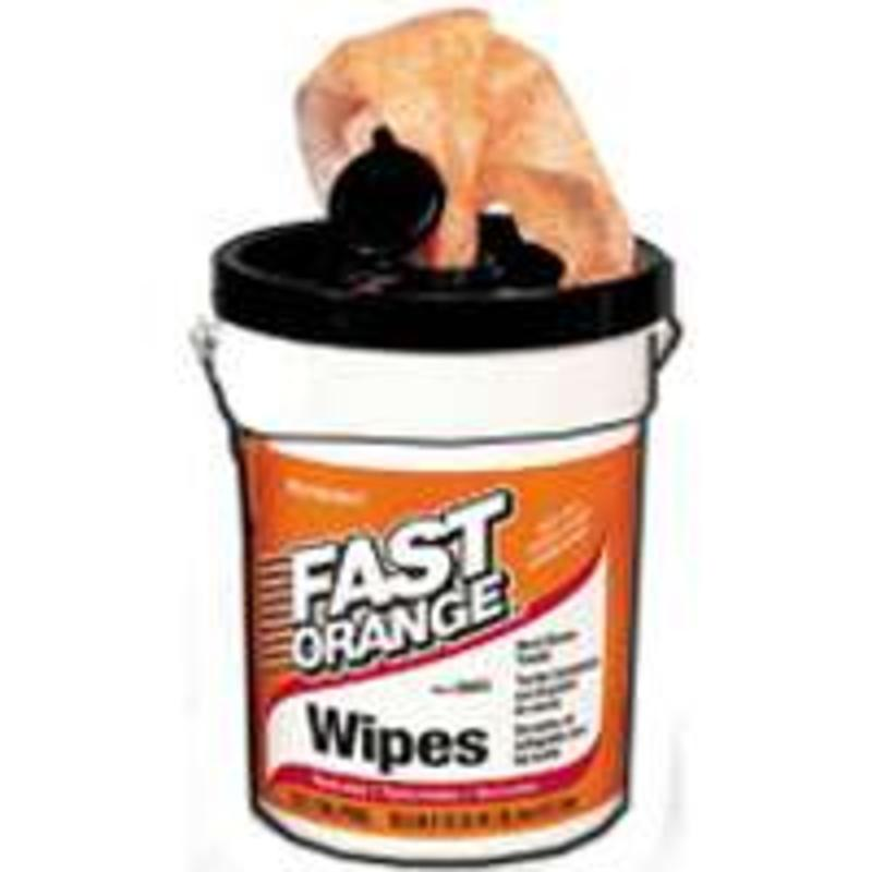 72Ct Wipes Orange Hand Cleaner ITW Global Brands Hand Cleaners 25072