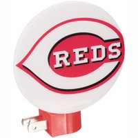 MLB Cincinnati Reds Plug-in Night Light, Choose Your Team