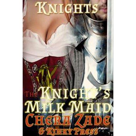 The Knights Milk Maid - eBook