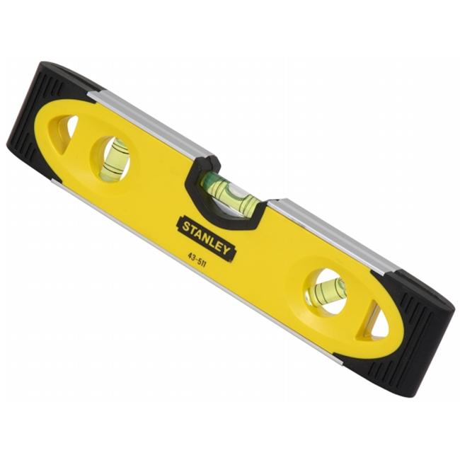 Stanley Hand Tools 9in. High Impact Torpedo Level  43-511