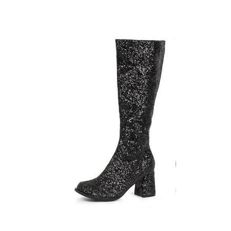 Women's Gogo-Glitter Chelsea Boot