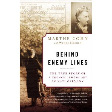 Behind Enemy Lines : The True Story of a French Jewish Spy in Nazi Germany - French Halloween Stories