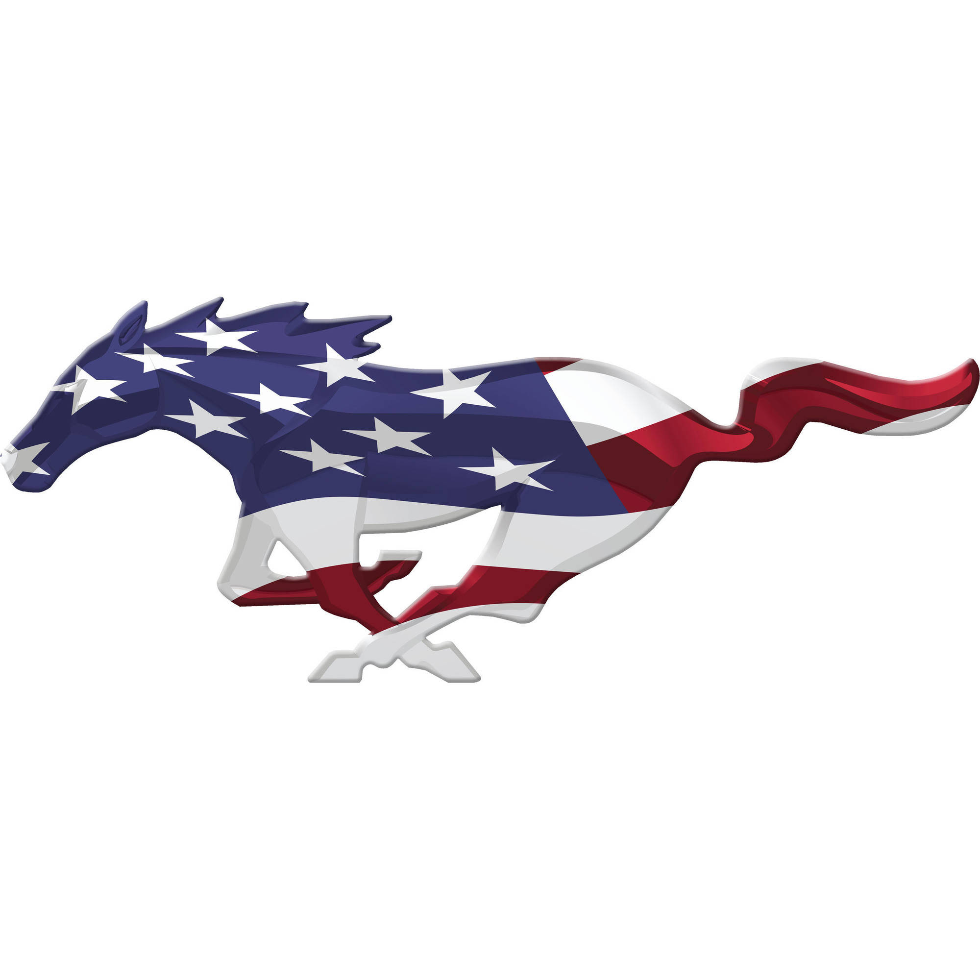 Ford Mustang Unites USA Metal Wall Art By Next Innovations  sc 1 st  Walmart & Ford Mustang Unites USA Metal Wall Art By Next Innovations ...