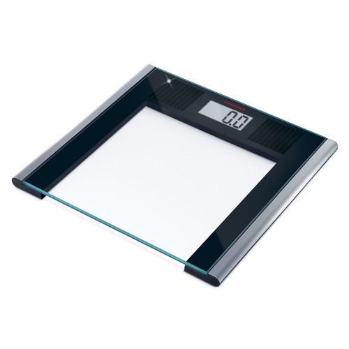 Soehnle Solar Sense Precision Digital Bathroom Scale, 330 lb Capacity