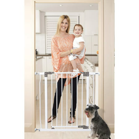 Dreambaby Liberty Auto-Close, Smart Stay-Open 30