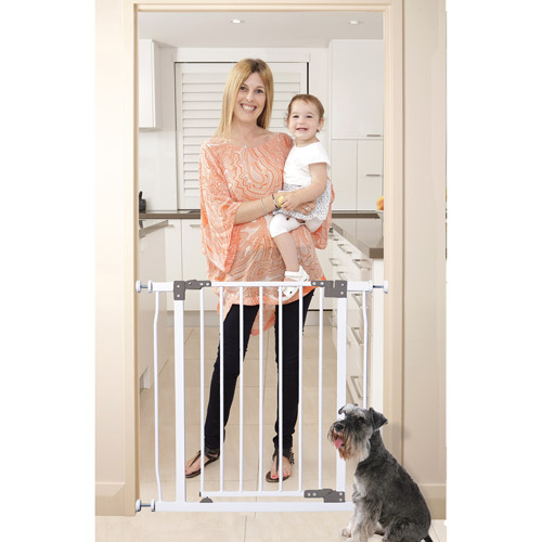 "Dreambaby Liberty Auto-Close, Smart Stay-Open 30""-32.5"" Baby Gate"