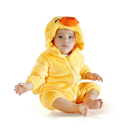 M&M SCRUBS - FREE SHIPPING Duck Infant Costumes Baby Costumes - Duck Baby Costume