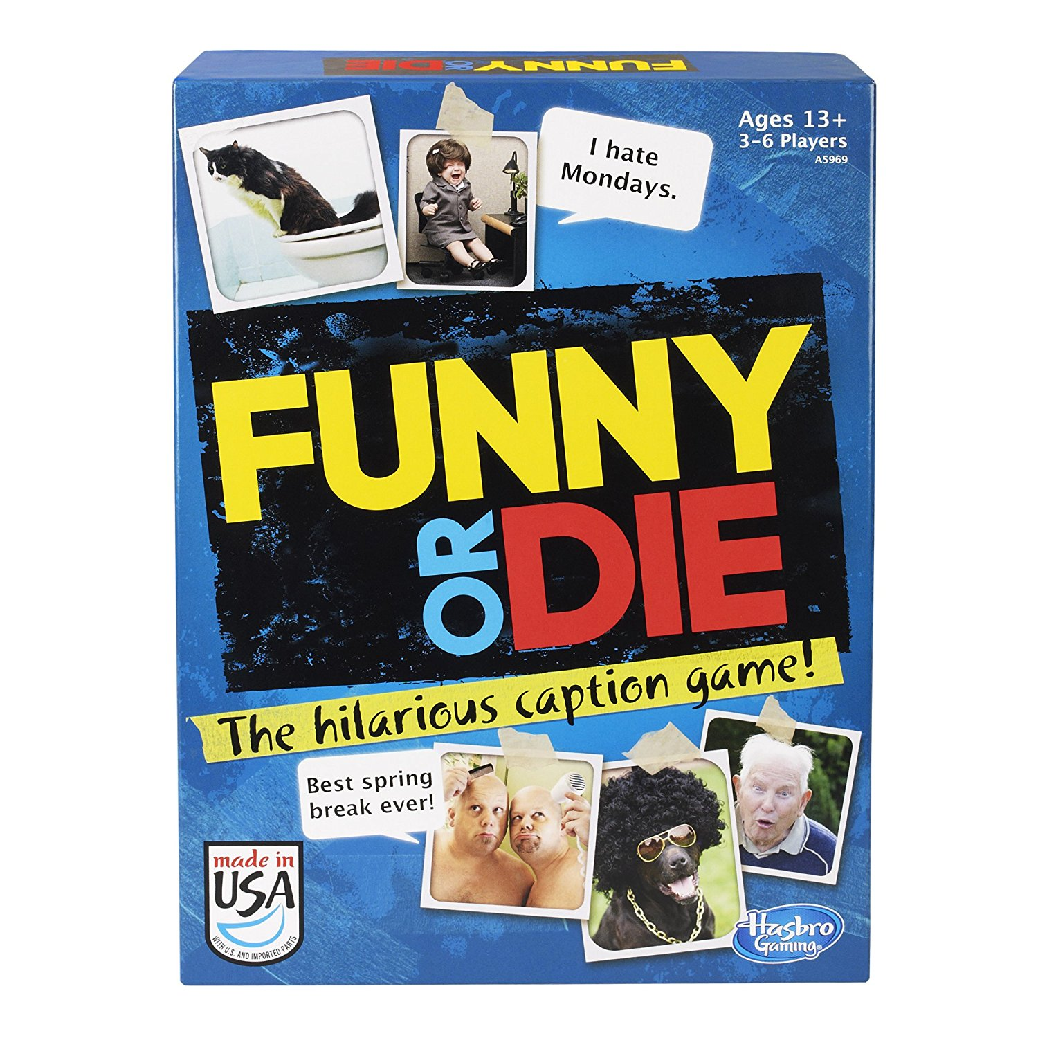 Funny or Die Game, Hilarious Funny or Die caption game challenges you to be wacky By... by