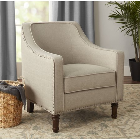 Better Homes And Gardens Ashford Accent Chair Walmart Com