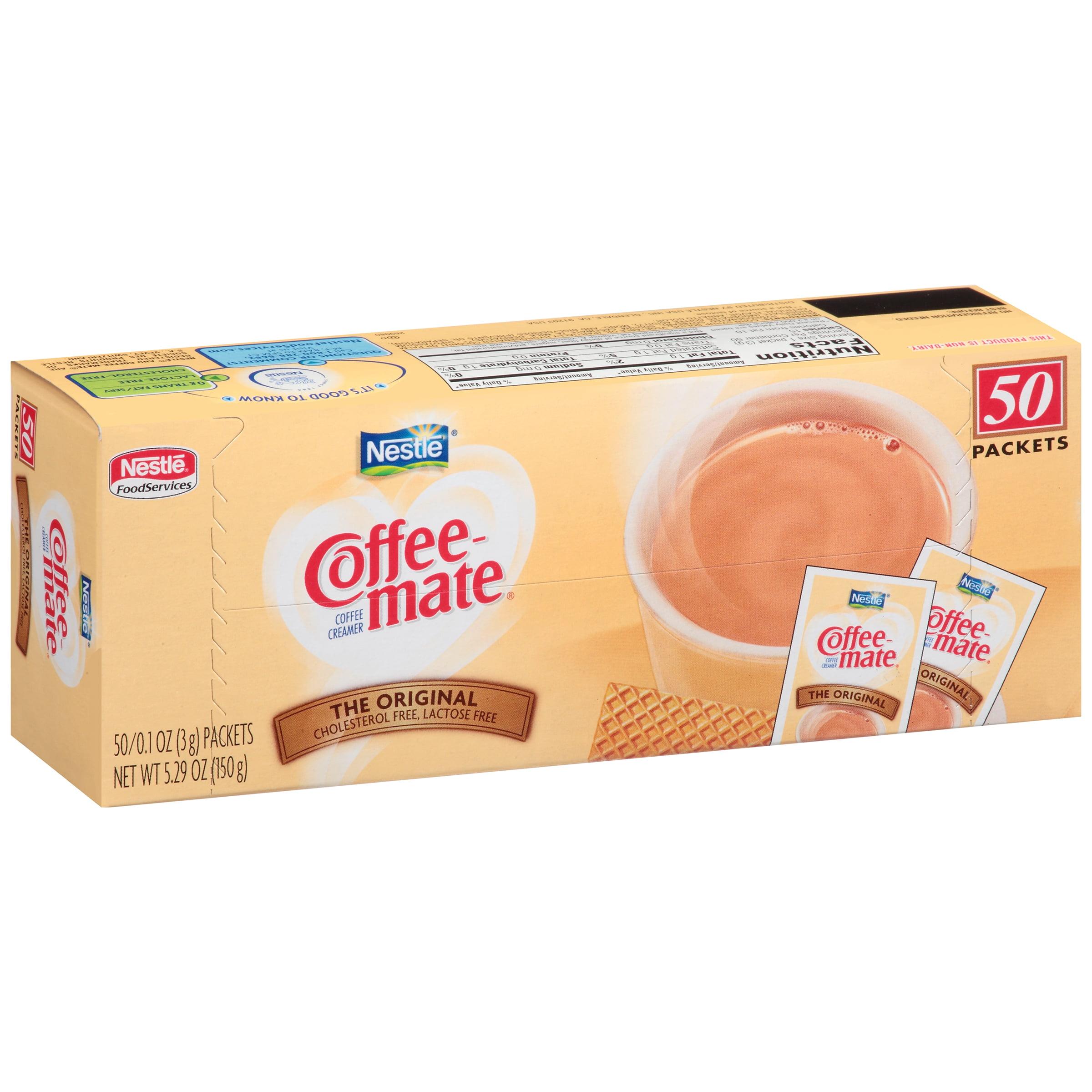 Nestlé Coffee-mate The Original Powder Coffee Creamer 50-0.1 oz. Packets