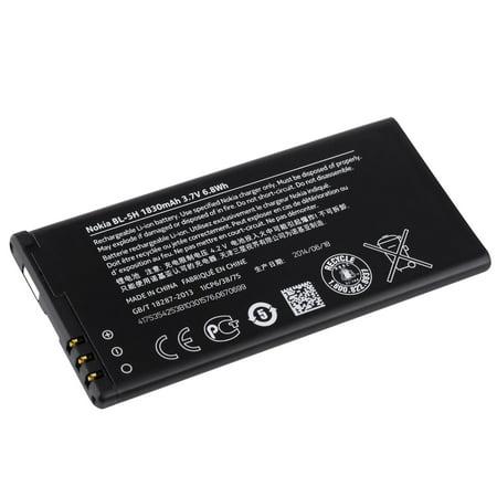 Nokia Lumia 635 Battery OEM Original Replacement Battery BL-5H (Refurbished) For Nokia Lumia 630 638 636 (Nokia Lumia 638)
