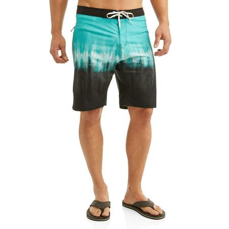 Prism Mens Boardshorts (Men's Groovy Tye Dye Stretch 9 Inch Boardshort)
