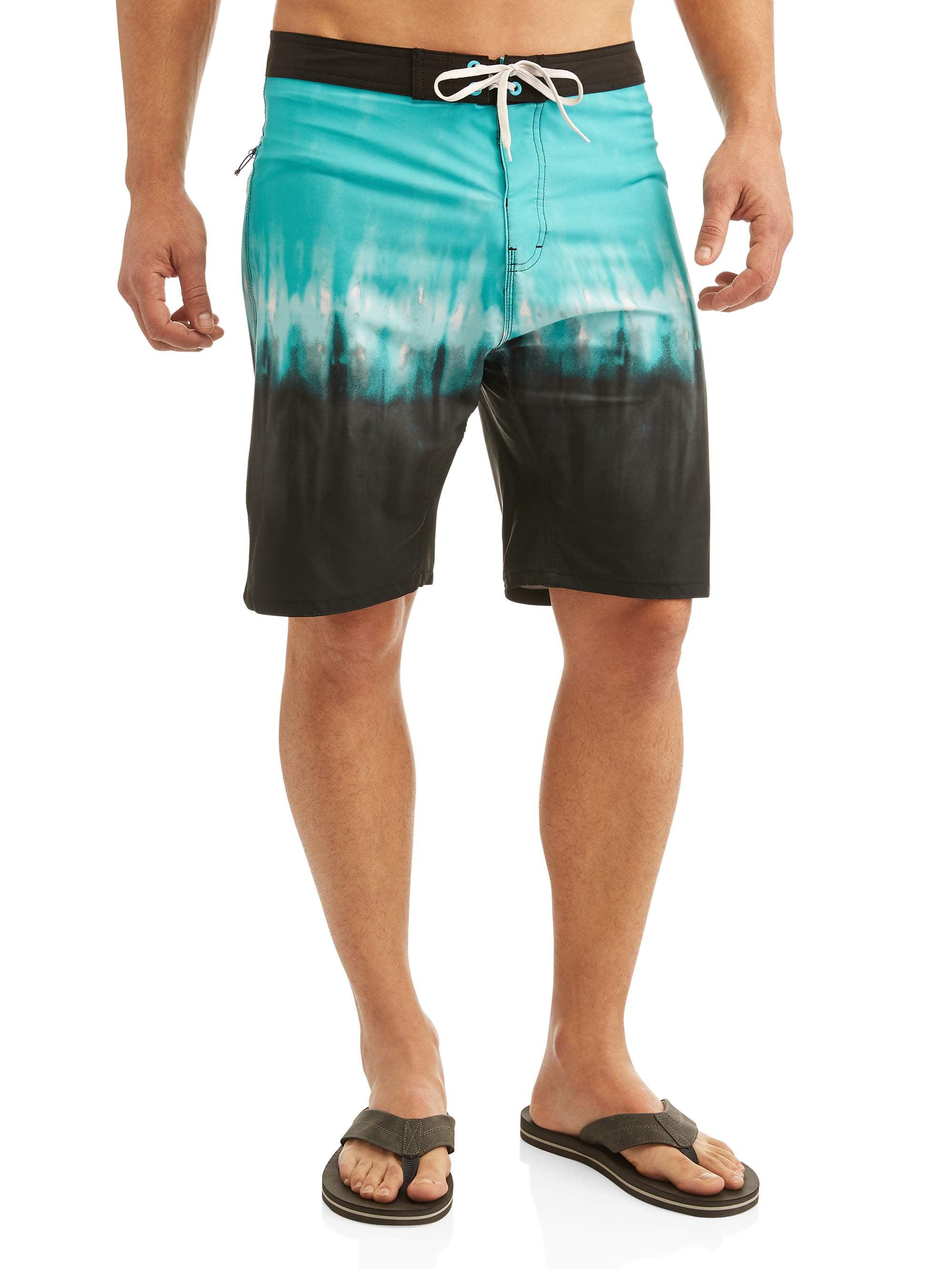 Men's Groovy Tye Dye Stretch Boardshort