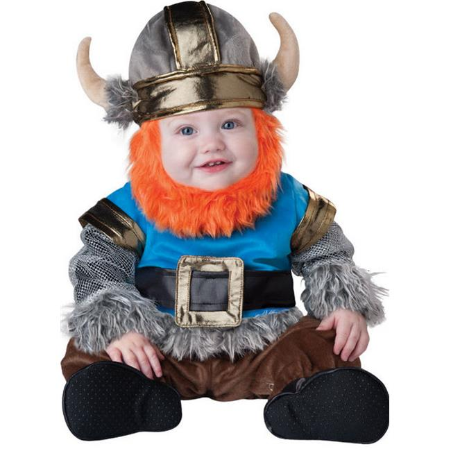 Costumes for all Occasions IC6046T Lil Viking Toddler 12-18