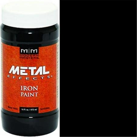 MODERN MASTERS ME208 16 oz Iron Reactive Metallic Paint