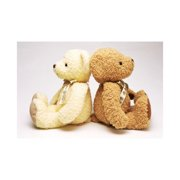 Graham & Brown Graham and Brown Teddies Duo Photographic Print on Canvas