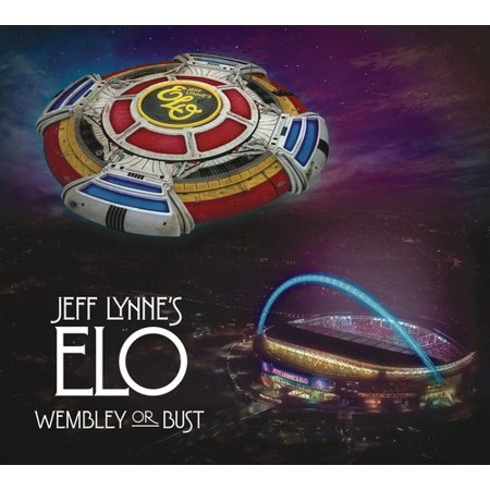 Jeff Lynne's ELO: Wembley Or Bust (CD) (Digi-Pak)