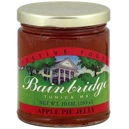 Bainbridge Festive Foods Apple Pie Jelly, 10 oz (Pack of 6)