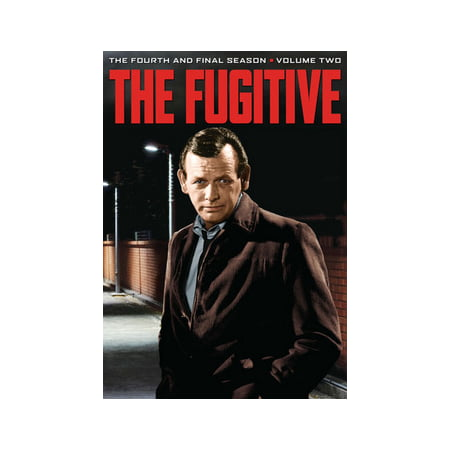 The Fugitive: The Fourth and Final Season, Volume 2 (Fugitive Roller)