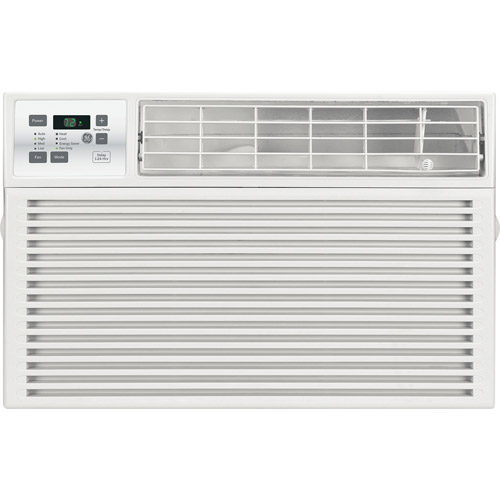 General Electric 8,000-BTU Window Air Conditioner, White
