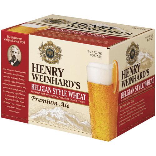 Miller Henry Weinhrd Belgn Wheat 12pk 12oz Btls